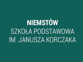 Niemstów- Szkoła Podstawowa im. Janusza Korczaka