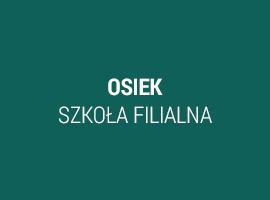Osiek- szkoła filialna